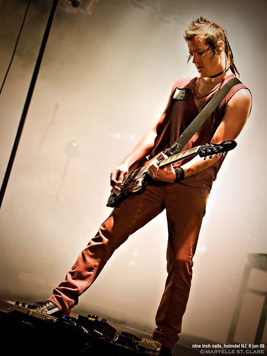 Robin Finck | Nine Inch Nails @ Holmdel NJ 6 Jun 2009 dsc3635-550px.jpg