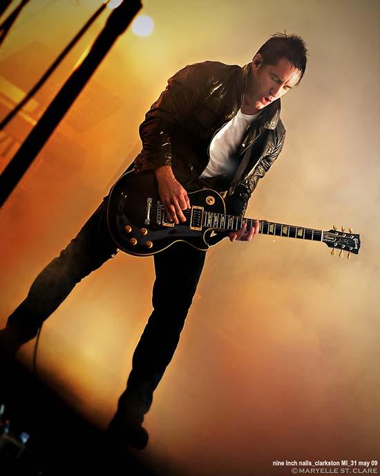 Trent Reznor - Nine Inch Nails @ Clarkston MI - 31 May 2009 dsc1544-550px.jpg
