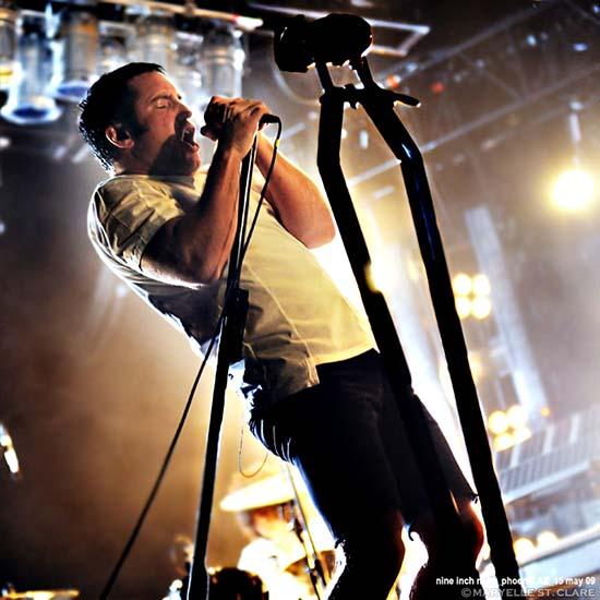 Trent Reznor - Nine Inch Nails @ Phoenix AZ 5/15/09 dsc93291-550px
